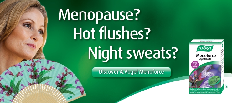menoforce big Menopause Natural Treatment