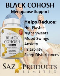 SAZ Black Cohosh